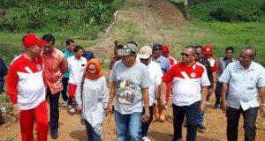 Pembangunan Akses Jalan ke Pasar Induk Segera Dimulai