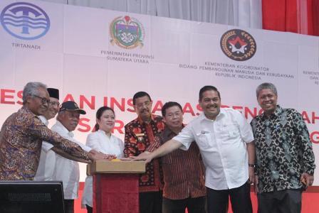 Tirtanadi Siap Kelola Air Limbah Warga Medan