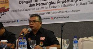 KPU Sumut Perpanjang Pendaftaran Duta Netizen