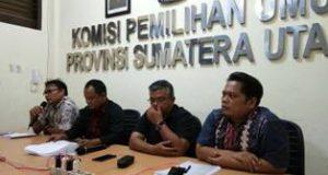 KPU Sumut Nilai Keterangan Saksi Ahli Tidak Obyektif