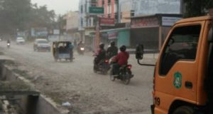 Pemko Medan Lanjutkan Perbaikan Jalan
