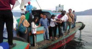 PT Aquafarm Ajak Pelajar dan Mahasiswa Promosikan Danau Toba