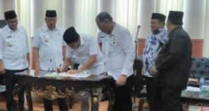 DPRD dan Pemko Bahas Sejumlah Persoalan di Kota Medan