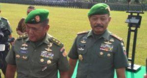 Mayjen Ibnu Triwidodo Resmi Jabat Pangdam I/BB