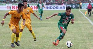 Bhayangkara FC Bungkam Tuan Rumah PSMS 2-1
