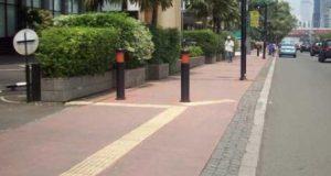 DPRD : Pedestrian di Medan Tidak Sesuai Fungsi