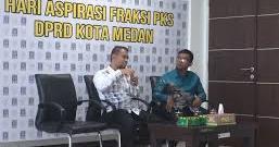 Medan Butuh Grand Design Penataan PKL
