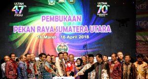 PRSU Masuk Top 100 Event Pariwisata Nasional