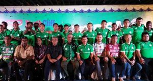 PSMS Hanya Targetkan Papan Tengah Liga 1