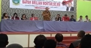 Brilian Moktar Reses Jemput Aspirasi Warga Medan