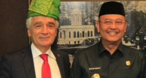 "Dubes Turki Ajak Medan jadi ""Sister City"""