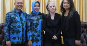 Daniel Sahuleka Merasa Terhormat Diundang Walikota Medan