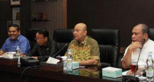 Walikota-DPD RI Bahas Sengketa Tanah Sari Rejo