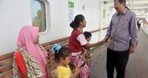 Gubernur Sumut Sosialisasikan Semangat Maritim