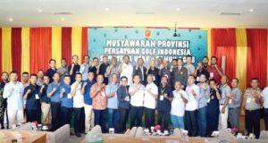 Ichsan Batubara Dipercaya Kembali Pimpin PGI Sumut