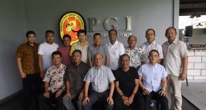 Ichsan Batubara Didukung Kembali Pimpin PGI Sumut