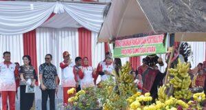 Ribuan Warga Padati Karnaval Hari Jadi Sumut