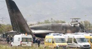 Pesawat Jatuh di Aljazair Tewaskan 250 Orang
