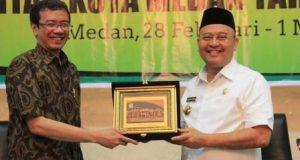 Walikota Medan Buka Asistensi Penyusunan LAKIP 2018