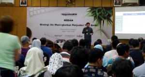 "Lazada Pacu Wirausahawan Medan Lewat  ""UpgradeUKM"" 2018"