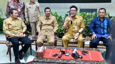 Calon Kepala Daerah se-Sumut Ikuti Pembekalan Antikorupsi