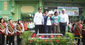 Menteri LHK Puji Kota Medan Soal Sampah