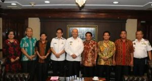 Walikota Medan Dukung Pesta Bona Taon 2018