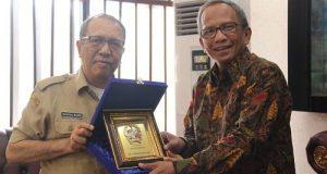 Plt. Walikota Bogor Kunker ke Pemko Medan
