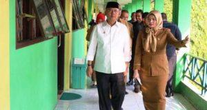 Walikota Puas UNBK SMPN 1 Medan Lancar