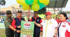 Turnamen Gateball Perebutkan Piala Walikota Medan