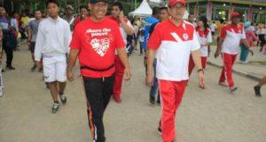 Wakil Walikota Pantau Kondisi Lapangan Merdeka