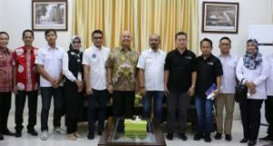 """Eldin Apresiasi """"Inbox Karnaval"""" di Medan"""