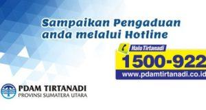 PDAM Tirtanadi Perbaiki Perangkat IPA Sunggal