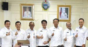 Pemprov Sumut-Lampung Kerja Sama Terapkan e-Planning