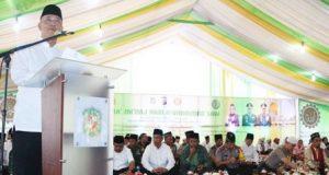 Walikota Medan: Peringatan Isra Mi`raj Momentum Benahi Shalat