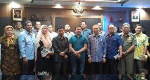 Pemko Medan Terima Kunker DPRD Pematang Siantar