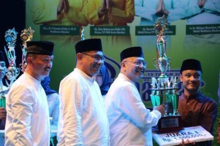 Ramadan Fair Medan 2018 Berakhir