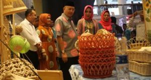 Walikota Buka Warna-Warni Kerajinan Medan Expo 2018