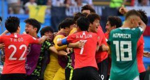 Jerman Terdepak dari Piala Dunia 2018