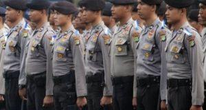 1.503 Polisi Dikerahkan untuk Jaga TPS di Medan