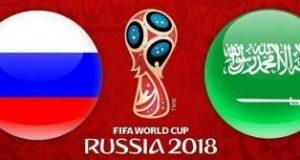 Laga Perdana Piala Dunia 2018, Tuan Rumah Rusia Gilas Arab Saudi 5-0
