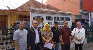 KPU Padang Sidimpuan Tuntaskan Penghitungan Suara