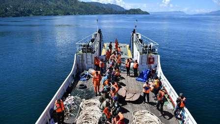 Operasi Pencarian Korban Kapal Sinar Bangun Segera Berakhir