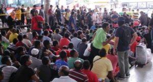 Malaysia Gencarkan Razia Tenaga Kerja Asing Ilegal