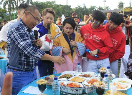 """Wakil Walikota Promosikan Kuliner Medan di """"Inbox Carnaval"""""""