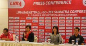 LIMA Gulirkan Kembali Kompetisi Basket di Medan