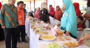Lomba Makanan Non Beras Meriahkan HUT Kota Medan