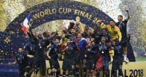 Daftar Peraih Trofi di Piala Dunia 2018