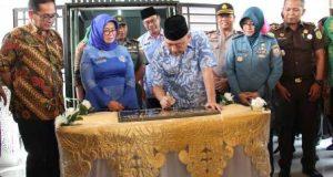 Walikota Medan Resmikan Puskesmas Induk Sicanang