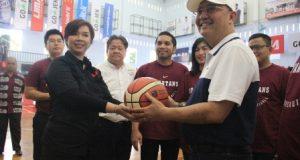 Walikota Medan Buka Kompetisi Basket Liga Mahasiswa